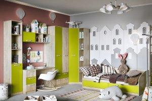 Комплект мебели Акварель - Мебельная фабрика «Сильва»