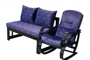 Комплект мебели диван и кресло - Мебельная фабрика «ПримФ»