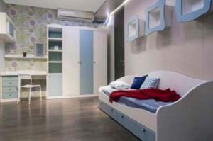 Комплект мебели для детской - Мебельная фабрика «Энли»