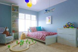 Комплект мебели для детской 7 - Мебельная фабрика «Эльба-Мебель»