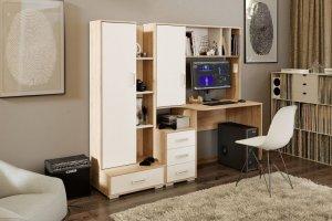 Комплект мебели для подростковой комнаты Юниор - Мебельная фабрика «Мастер-Мебель»