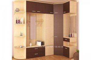 Комплект мебели для прихожей ДСП 1534 - Мебельная фабрика «ЛюксБелМебель»