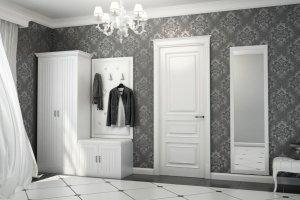 Комплект мебели для прихожей Престиж - Мебельная фабрика «Интеди»