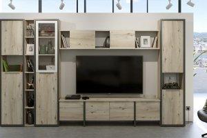 Комплект мебели SMART 4 в гостиную - Мебельная фабрика «Сканд-Мебель»