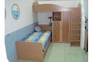 Комплект мебели в детскую комнату - Мебельная фабрика «Фаворит»