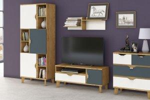 Комплект мебели в гостиную Модена - Мебельная фабрика «Интеди»