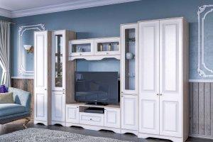 Комплект мебели в гостиную Прованс - Мебельная фабрика «CALPE»