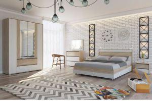 Комплект мебели в спальню Мальта - Мебельная фабрика «Эдельвейс»
