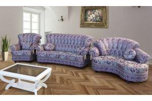 Комплект мебели Валенсия с кушеткой 32 - Мебельная фабрика «Гарант»