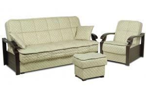 Комплект  мягкой мебели Байрон - Мебельная фабрика «PERFECT»