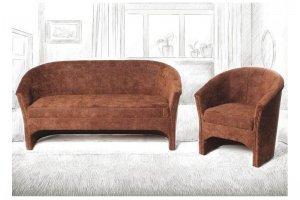 Комплект мягкой мебели Дачник - Мебельная фабрика «Визит»