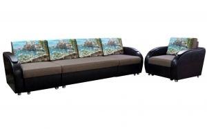 Комплект мягкой мебели Лаура - Мебельная фабрика «Диванов18»