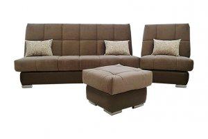Комплект мягкой мебели Лоджикс люкс - Мебельная фабрика «REELTIKA»