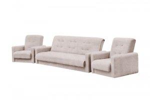 Комплект  мягкой мебели Лондон 2 - Мебельная фабрика «Экомебель»