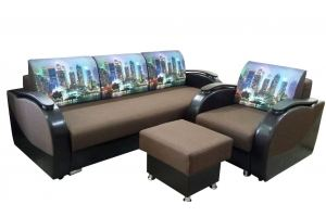Комплект мягкой мебели Милан - Мебельная фабрика «Диванов18»