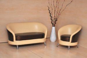 Комплект мягкой мебели Престиж - Мебельная фабрика «Slav-MEBEL»