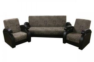 Комплект мягкой мебели Тритон - Мебельная фабрика «Эдем»