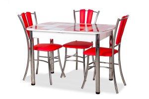 Комплект обеденный Чарли - Мебельная фабрика «Табурет»