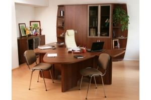 Комплект офисной мебели Патрон - Мебельная фабрика «Карат-Е»