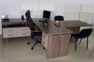 Комплект мебели для руководителя Статус - Мебельная фабрика «Карат-Е»