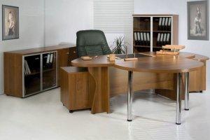 Комплект офисной мебели Орион - Мебельная фабрика «Карат-Е»
