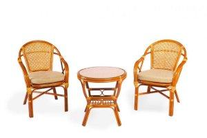 Комплект Петани дуэт из ротанга - Импортёр мебели «Радуга»