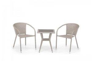 Комплект плетеной мебели T25C - Мебельная фабрика «Афина-Мебель»