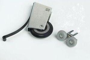 Комплект роликов для открытого профиля BRIDGE NEW 423670 - Оптовый поставщик комплектующих «Модерн Стайл»
