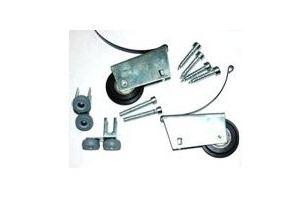 Комплект роликов NO NAME симм (закр) L391-S - Оптовый поставщик комплектующих «Фурнитекс»