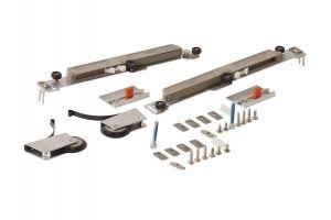 Комплект роликов с доводчиком - Оптовый поставщик комплектующих «ТБМ-Маркет»
