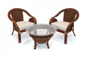 Комплект Шератон из ротанга - Импортёр мебели «Радуга»