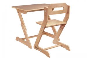 Комплект стол и стул Кенгуренок - Мебельная фабрика «КонЁк-ГорбунЁк»