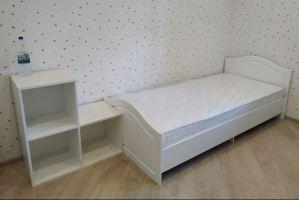 Комплект светлой мебели в детскую - Мебельная фабрика «ВладМебСтрой»