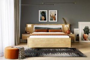 Комплектация для спальни VIRGINIA - Мебельная фабрика «Сильва»