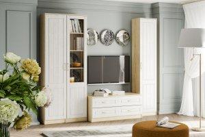 Комплектация для гостиной Оливия - Мебельная фабрика «Сильва»