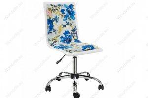 Компьютерное кресло Mis white 1925 - Импортёр мебели «Woodville»