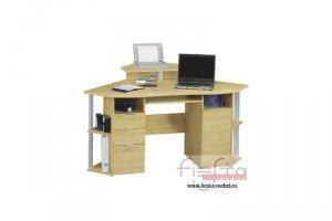Угловой компьютерный стол 24 - Мебельная фабрика «Фиеста-мебель»
