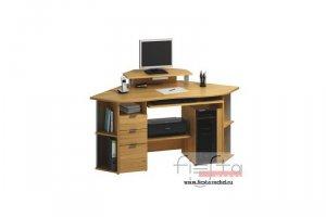 Угловой компьютерный стол 25 - Мебельная фабрика «Фиеста-мебель»
