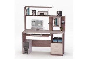 Компьютерный стол 66 - Мебельная фабрика «Фиеста-мебель»