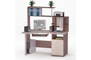 Компьютерный стол 67 - Мебельная фабрика «Фиеста-мебель»