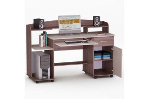 Компьютерный стол 72 - Мебельная фабрика «Фиеста-мебель»