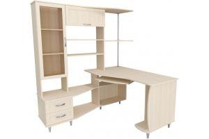 Компьютерный стол Альфа-4 - Мебельная фабрика «Квадрат»
