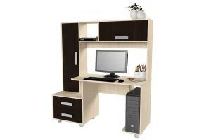 Компьютерный стол Альянс-8 - Мебельная фабрика «Квадрат»