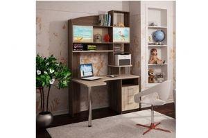 Компьютерный стол Домашний офис - Мебельная фабрика «МЕБЕЛов»