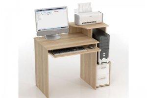 Компьютерный стол КС-10 Колибри - Мебельная фабрика «Ная»