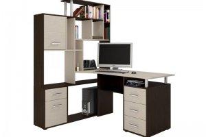 Компьютерный стол КС-15 Орхидея - Мебельная фабрика «Ная»