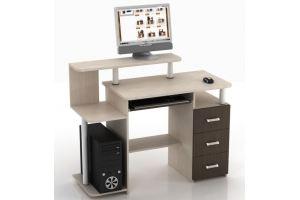 Компьютерный стол КС-15Т Чайка - Мебельная фабрика «Ная»