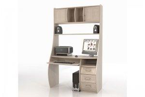 Компьютерный стол КС-1К Беркут - Мебельная фабрика «Ная»