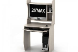 Компьютерный стол КС-6 Бекас - Мебельная фабрика «Ная»