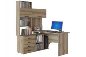 Компьютерный стол КСТ-14 - Мебельная фабрика «Сокол»